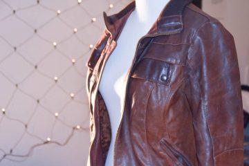 zenska kozna jakna