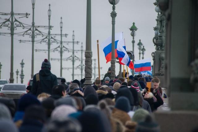 ruska zastava