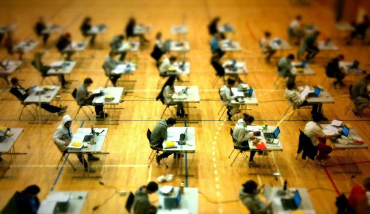 ispit na fakultetu