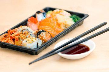 sushi dostava
