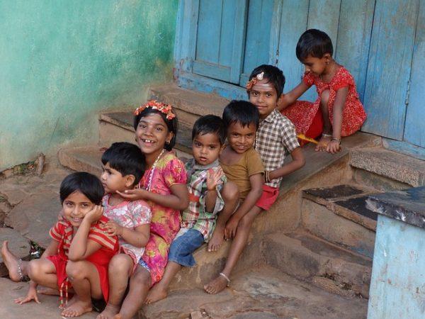 Indijska deca