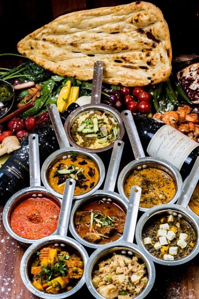 Indijska hrana