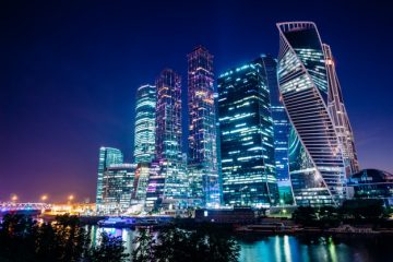moscow-skyscrapers-night_89378-440
