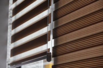 zebra zavesa