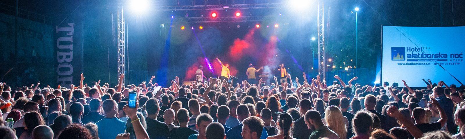 Park Fest Užice